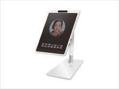 Facial Recognition Display