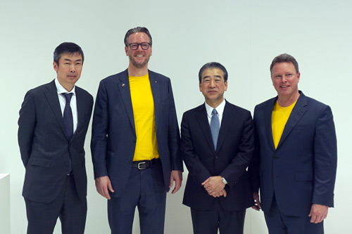 Hirose And Harting Are Jointly Driving The Infrastructure For Single Pair Ethernet Press Release Hrs