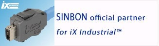 SINBON official partner for iX Industrial?