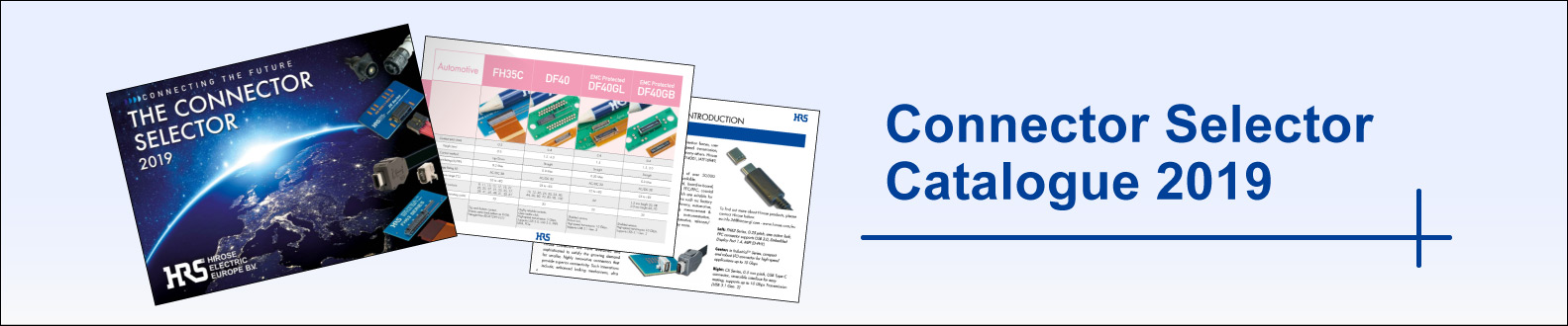 Electrical and Electronic Connectors - HIROSE Electric Group