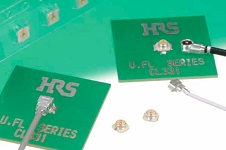 U FL series - HIROSE Electric Group [Connector]